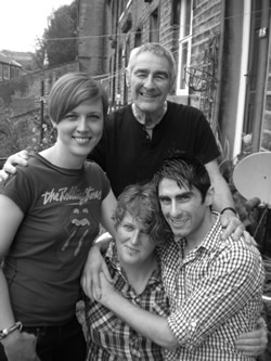 Nic Jones, Heidi Tidow, Belinda O'Hooley & Joe Jones