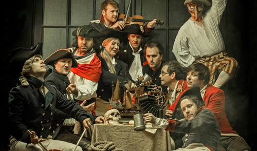 Bellowhead announce new album : Broadside