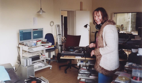 DJ Marcelle-Another Nice Mess - Meets Most Soulmates At Faust Studio Deejay Laboratory
