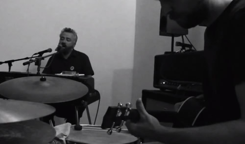 Video Session: Seamus Cater & Viljam Nybacka - Live at Pest House